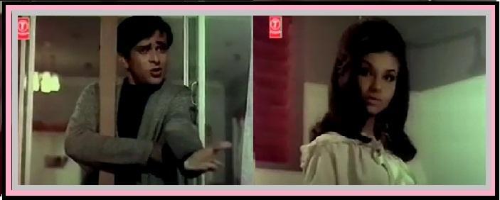 Aaj Kal Humse Ruthe Hai Sanam FROM Aamne Saamne (1967)...