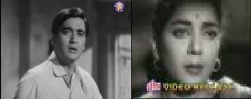 Aaj Kal Mein Dhal Gaya Din Hua Tamam Tu Bhi So Ja So Gayi  FROM Beti Bete(1964)..