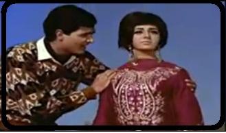 Aapase Pyaar Huaa Aap Khafaa Ho Baithe FROM Aabroo(1968)...
