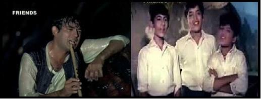 Aaya Re Khilonewala Khel ------ Bachpan(1970)