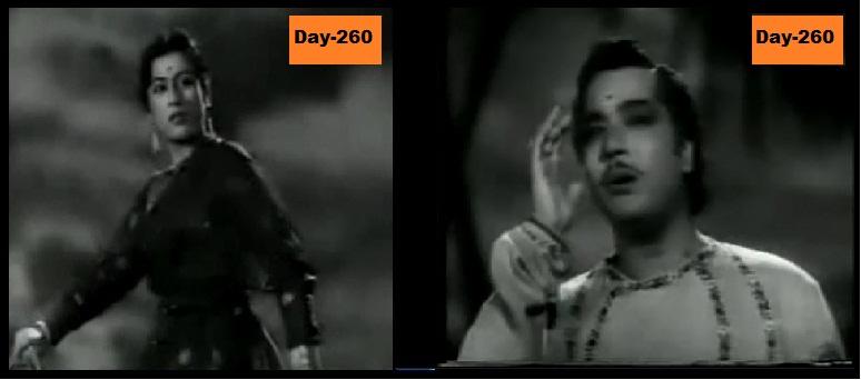 Aaye Bahaar Ban Ke Lubha Kar Chale Gaye FROM Rajhath(1956)..