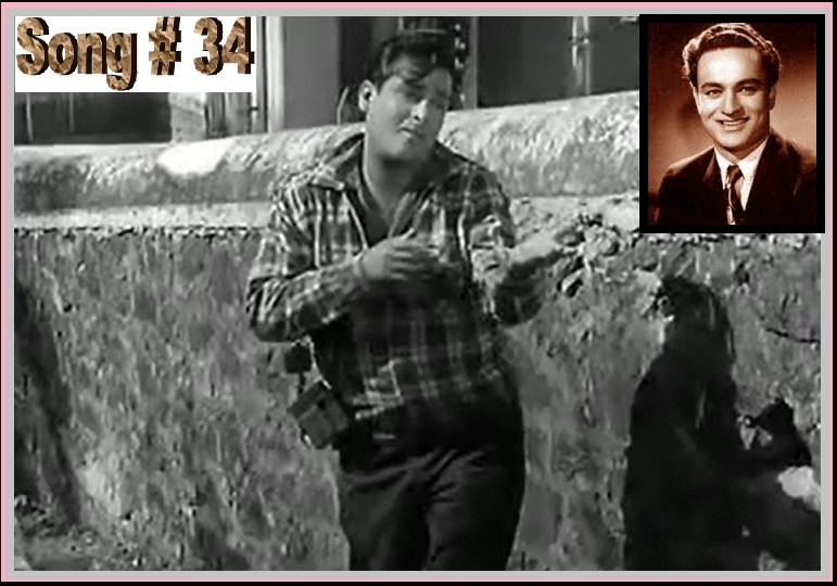 TRIBUTE to Mukesh---Socha Tha Pyaar Hum Naa Karenge FROM Bluffmaster(1963)  Sung By Dr Dilip Deliwala...