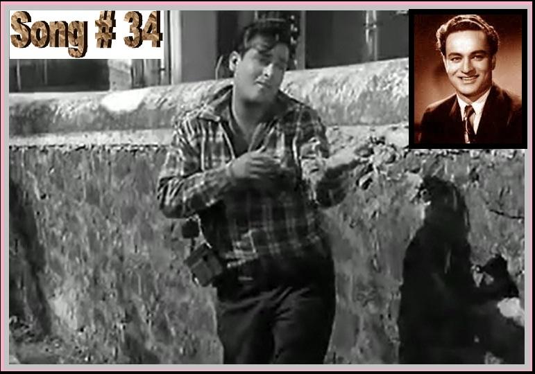 TRIBUTE to Mukesh---Socha Tha Pyaar Hum Naa Karenge FROM Bluffmaster(1963)  Sung By Dr Dilip Deliwala...
