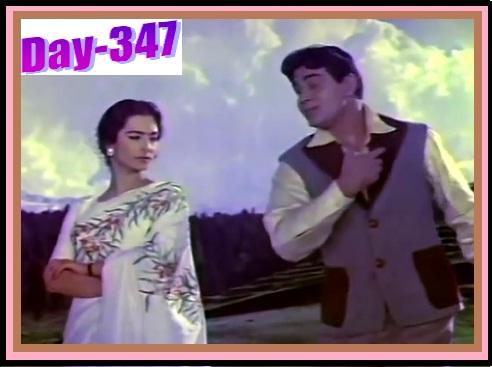 Pyar Ankho Se Jataya Toh Bura Maan Gaye FROM Ayee Milan Ki Bela (1964)...
