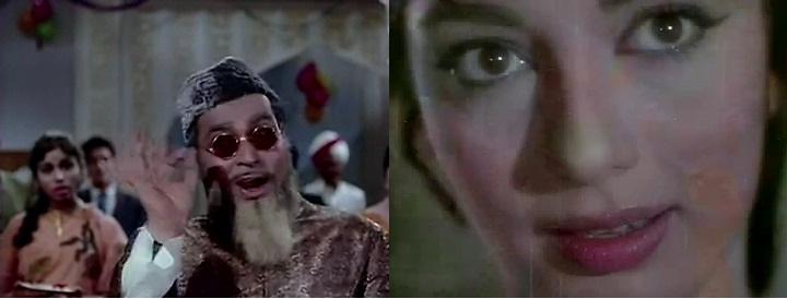 Chhalke Teri Aankho Se Sharab Aur Zyada ---- Arzoo(1965)...