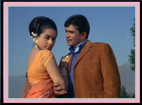 Danto Tale Daba Kar Honth, Aankhe Karke Badi Badi FROM Doli(1969)..