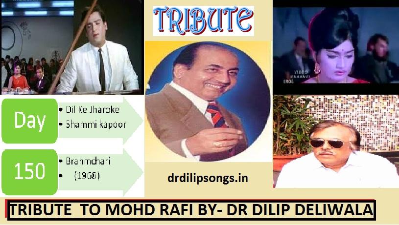 Dil ke Jharoke me By Dr Dilip Deliwala