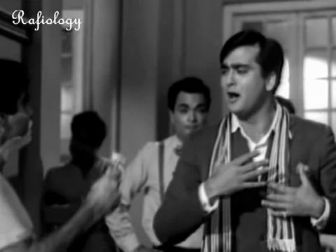 Ehsan Mere Dil Pe Tumhara Hai Dosto------- Gaban(1966)....
