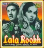 Hai Kali Kali Ki Lab Par, Tere Husn Kaa Fasaanaa FROM Lala Rukh (1958) ...