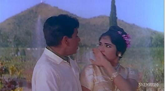 Hum hi Se Muhabbat Hamin Se Ladaai ----Leader(1964)