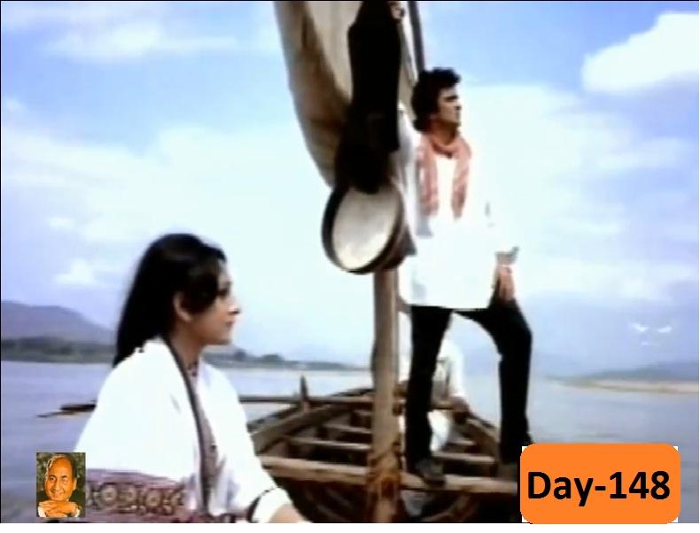 Hum To Chale Pardes Hum Pardesi Ho Ggaye ---Sargam(1979)