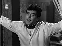 Jaag Dil e Diwaanaa, Rut Jaagee Wasla-ye-yaar Kee FROM Oonche Log(1965)..