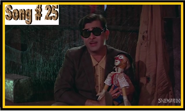 TRIBUTE TO MUKESH---Jaane Kahan Gaye woh din FROM Mera Naam Joker(1970) Sung By Dr Dilip Deliwala...