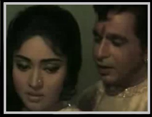 Jab Dil Se Dil Takrata Hai, Mat Puchiye Kya Ho Jata Hai FROM Sunghursh(1968)..