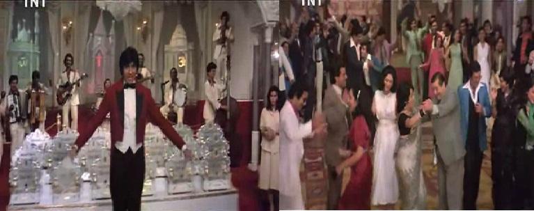 John Jaani Janardan Taraa ram pam pam---Naseeb(1981)