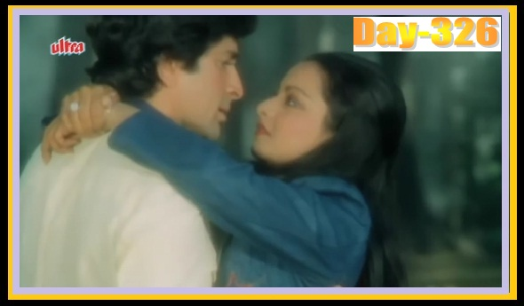 Kali Ghata Chhayi Prem Rut Aayi FROM Kali Ghata(1980)....