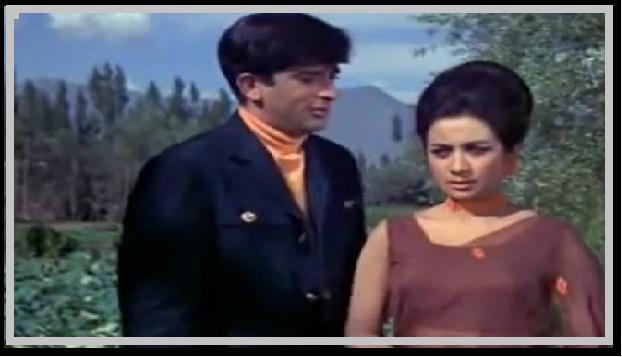 Kal Raat Vaali Mulaakaat Ke Lie, Maaf Kijie FROM Raja Saab(1969)...