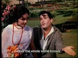 Khuli Palak Me Jhuta Gussa, Band Palak Me Pyaar-----Professor(1962)