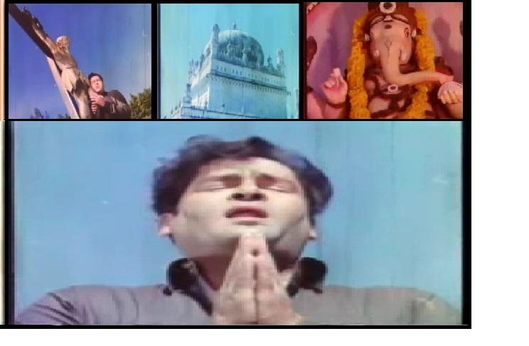 Mere Gunaah Maaf Kar Mera Zamir Saaf Kar ---- Sachaai(1969)....