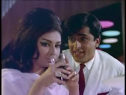 Nain Mila kar Chain Churana-Aamne Samne(1967)