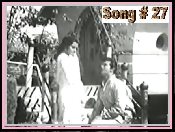 TRIBUTE TO MUKESH..Nazar Na Jaam Chhalkavi ne FROM Akhand Saubhagyavati(1963) Sung By Dr Dilip Deliwala..
