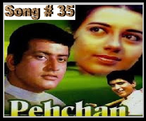TRIBUTE to Mukesh---Sub Se Bada Nadan  FROM Pehchanr(1970)  Sung By Dr Dilip Deliwala...