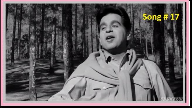 TRIBUTE TO MUKESH -- Suhana Safar Aur Ye Mausam Haseen Madhumati (1958) Sung By Dr Dilip Deliwala....