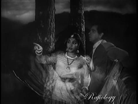 Tute Hue Khvaabo Ne.., Hamko Ye Sikhaayaa Hai ---- Madhumati(1958)...