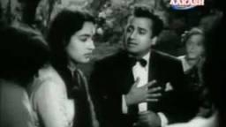 Tujhe Kya Sunau Ai Dilruba, Tere Samne Mera Haal Hai --- Aakhri Dao (1958)