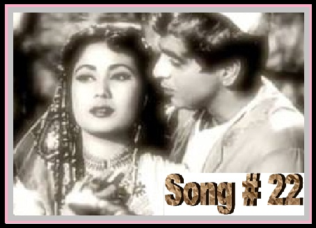 TRIBUTE TO MUKESH---Yeh Mera Diwanapan Hai FROM Yahudi(1958) Sung By Dr Dilip Deliwala...