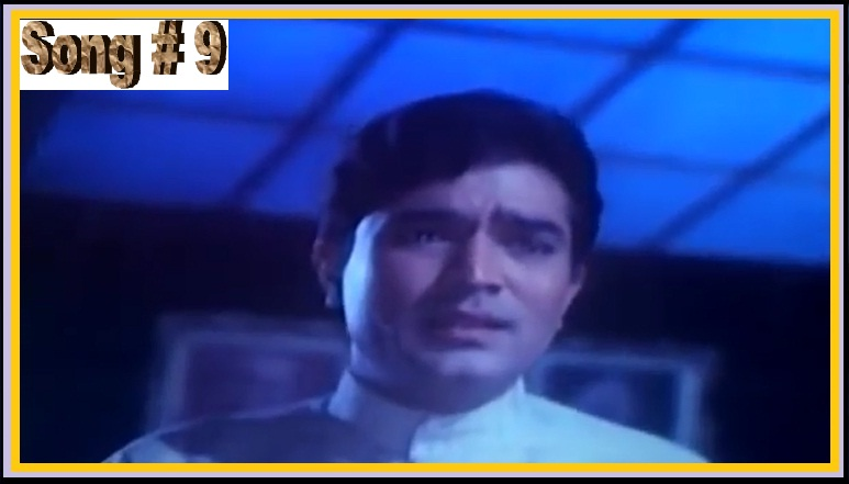 TRIBUTE TO MUKESH-Zubaan Pe Dard Bhari Dastaan FROM Maryada(1971) Sung by Dr Dilip Deliwala...